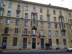 Консульство Белоруссии в Санкт-Петербурге - официальный сайт, адрес и телефон