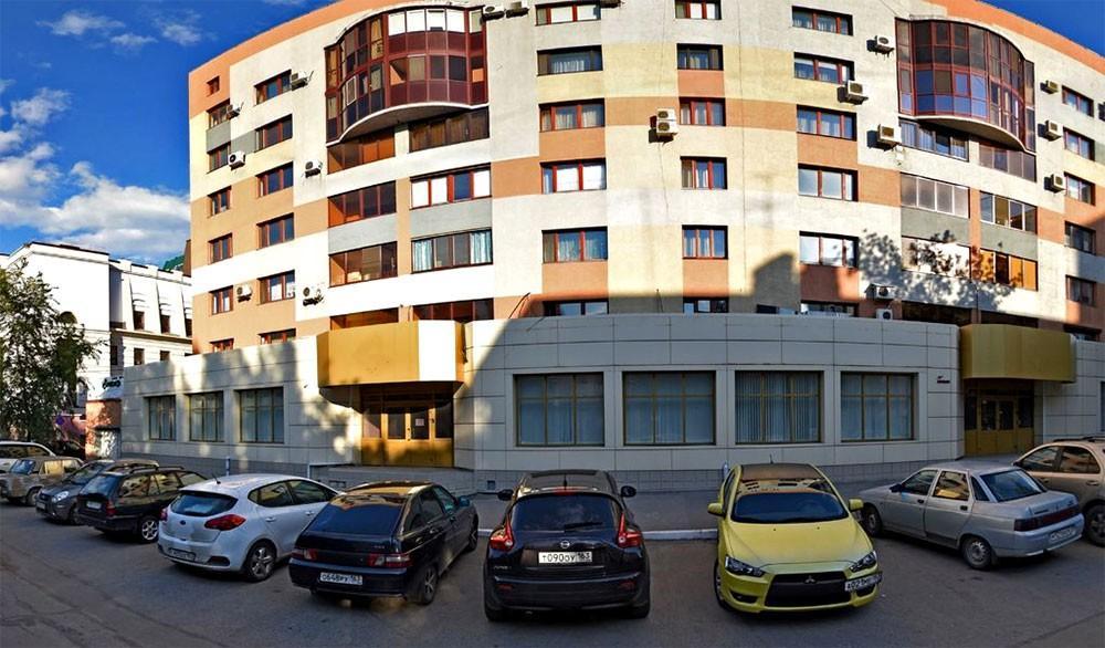 Генеральное консульство Кипра в Самаре