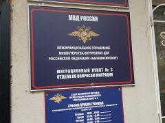 Миграционный пункт № 2 ОВМ МУ МВД России Балашихинское