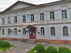 Миграционный пункт ОМВД РФ по Кирилловскому району Вологодской области