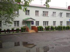 Миграционный пункт ОМВД РФ по Любинскому району Омской области