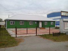 Миграционный пункт ОМВД РФ по Одесскому району Омской области