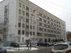 Отделение оформлению заграничных паспортов ОРГРФ УВМ УМВД России по Омской области