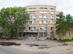 Отделение по оформлению заграничных паспортов ОВМ УМВД РФ по Хабаровску