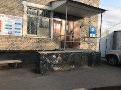 ОВМ МО МВД России «Рубцовский» на Улежникова