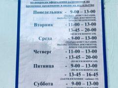 ОВМ МУ МВД РФ Щелковское