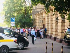 ОВМ ОМВД России по Можайскому району в Москве