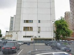Посольство Зимбабве в Москве